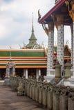 Σύνθετος Wat Arun Στοκ Εικόνα