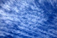 σύννεφα ανασκόπησης στοκ εικόνες