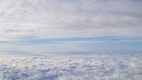 Σύννεφα από τον αέρα στοκ εικόνες