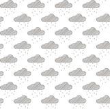 σύννεφα αστικά Στοκ φωτογραφίες με δικαίωμα ελεύθερης χρήσης