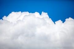 σύννεφα αυξομειούμενα Στοκ εικόνα με δικαίωμα ελεύθερης χρήσης