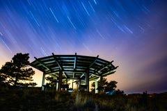 Σύννεφα και ρόδες αστεριών στοκ φωτογραφίες με δικαίωμα ελεύθερης χρήσης