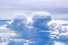 Σύννεφα ΚΑΠ Στοκ Φωτογραφίες