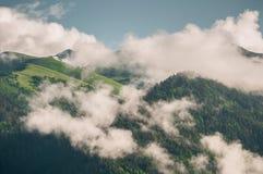 σύννεφα μεγάλα Στοκ Εικόνες