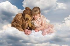 σύννεφα μωρών Στοκ Εικόνες