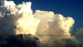 σύννεφα ομορφιάς Στοκ Εικόνα