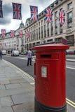 Σύννεφα πέρα από την οδό αντιβασιλέων, πόλη του Λονδίνου, Αγγλία, Μεγάλη Βρετανία Στοκ εικόνες με δικαίωμα ελεύθερης χρήσης