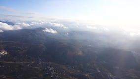 Σύννεφα που κινούνται γρήγορα φιλμ μικρού μήκους