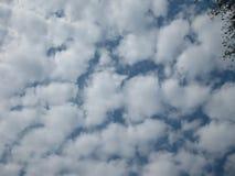 Σύννεφα στη Αϊόβα Στοκ φωτογραφία με δικαίωμα ελεύθερης χρήσης