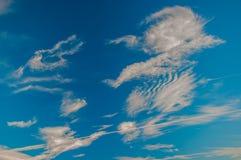 Σύννεφα σωρειτών Στοκ φωτογραφίες με δικαίωμα ελεύθερης χρήσης