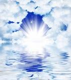 Σύννεφα διανυσματική απεικόνιση