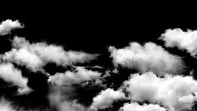 Σύννεφα 02 απόθεμα βίντεο