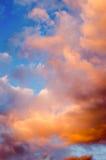 3 σύννεφα Στοκ Εικόνα