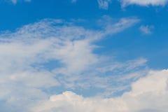 Σύννεφα 10 Στοκ Εικόνα