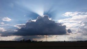 Σύννεφα, Στοκ Εικόνες