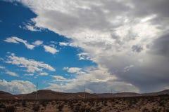 Σύννεφα Στοκ Εικόνα