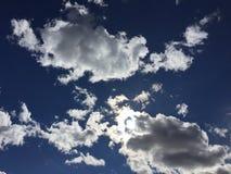 001 σύννεφα Στοκ Εικόνα