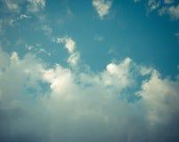 Σύννεφα στοκ φωτογραφία με δικαίωμα ελεύθερης χρήσης