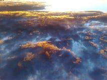 Σύννεφα Armageddon! Στοκ εικόνες με δικαίωμα ελεύθερης χρήσης