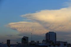 Σύννεφα Mamma Στοκ εικόνα με δικαίωμα ελεύθερης χρήσης