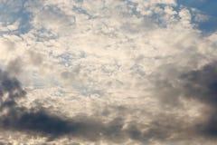 Σύννεφα Spindrift Στοκ φωτογραφία με δικαίωμα ελεύθερης χρήσης