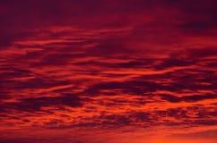 Σύννεφο ανατολής Στοκ εικόνες με δικαίωμα ελεύθερης χρήσης