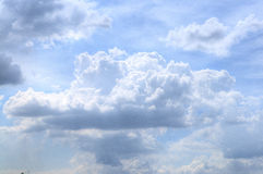 σύννεφο εννέα Στοκ Εικόνα