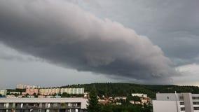 Σύννεφο θύελλας Στοκ εικόνες με δικαίωμα ελεύθερης χρήσης