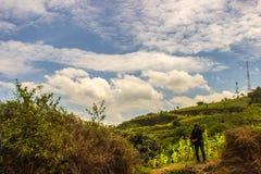 Σύννεφο και ουρανοί Στοκ φωτογραφία με δικαίωμα ελεύθερης χρήσης