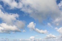 Σύννεφο και ουρανός Στοκ εικόνα με δικαίωμα ελεύθερης χρήσης