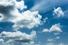 Σύννεφο και ουρανός Στοκ φωτογραφία με δικαίωμα ελεύθερης χρήσης