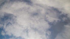 Σύννεφο ουρανού timelapse απόθεμα βίντεο