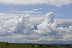 Σύννεφο & ουρανός της Νίκαιας Στοκ εικόνες με δικαίωμα ελεύθερης χρήσης