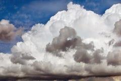 Σύννεφο σωρειτών Στοκ Εικόνες