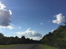 σύννεφο τεράστιο Στοκ φωτογραφία με δικαίωμα ελεύθερης χρήσης