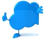 σύννεφο απεικόνιση αποθεμάτων