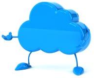 σύννεφο διανυσματική απεικόνιση