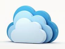 σύννεφο Στοκ Εικόνες