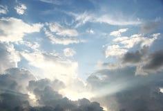 Σύννεφο 01 Στοκ Εικόνες
