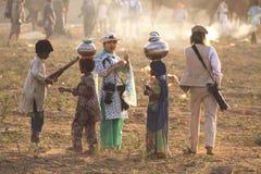 Σύνοδος φωτογραφιών στην πόλη Pushkar στοκ εικόνες με δικαίωμα ελεύθερης χρήσης