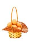 σύνολο αυγών καλαθιών πο& στοκ εικόνες με δικαίωμα ελεύθερης χρήσης