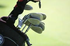 σύνολο γκολφ λεσχών τσα Στοκ φωτογραφίες με δικαίωμα ελεύθερης χρήσης