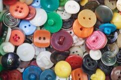 Σύνολο παλαιών κουμπιών Στοκ Εικόνες