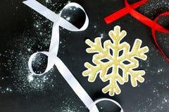 Σύνολο πραγμάτων Χριστουγέννων Στοκ φωτογραφίες με δικαίωμα ελεύθερης χρήσης