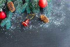 Σύνολο πραγμάτων Χριστουγέννων Στοκ εικόνα με δικαίωμα ελεύθερης χρήσης