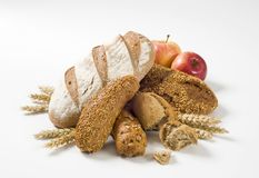 σύνολο σίτου ψωμιού στοκ φωτογραφίες με δικαίωμα ελεύθερης χρήσης