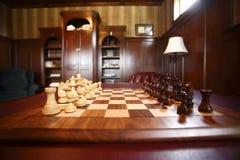 σύνολο σκακιού Στοκ Εικόνα