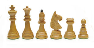 σύνολο σκακιού Στοκ φωτογραφία με δικαίωμα ελεύθερης χρήσης