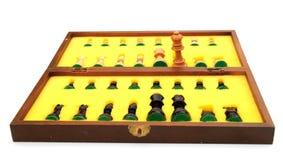 σύνολο σκακιού Στοκ Εικόνες