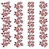 Σύνολο τριαντάφυλλων Στοκ εικόνες με δικαίωμα ελεύθερης χρήσης
